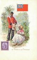 H1209 - Illustrateur - LA POSTE A La TRINIDAD - Stamps (pictures)