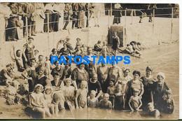 169579 CROATIA ABBAZIA COSTUMES PEOPLE BREAK CIRCULATED TO AUSTRIA POSTAL POSTCARD - Kroatië