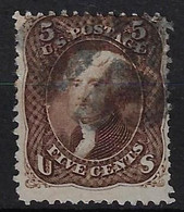 USA, 1861 5c. Used - Used Stamps