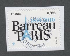 France - Timbre Autoadhésif Oblitéré - N°508 - TB - Adhesive Stamps