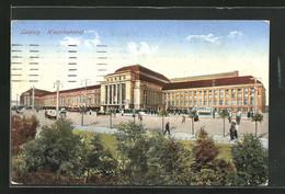 AK Leipzig, Hauptbahnhof - Leipzig