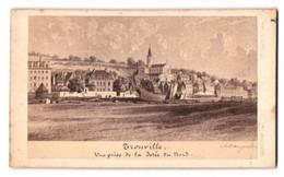 Photo A. Maugendre, Paris, Rue Des Tournelles 53,  Vue De Trouville, Vue Prise De La Jetee Du Nord - Places
