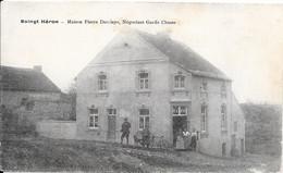 Thème Garde-chasse - Boingt Héron - Maison Pierre Derclaye , Négociant Garde Chasse - Héron