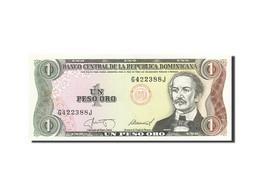 Billet, Dominican Republic, 1 Peso Oro, 1984, Undated, KM:126a, SPL - Dominicana