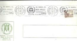POSTMARKET ESPAÑA SEVILLA 1978 - Protezione Dell'Ambiente & Clima