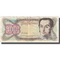Billet, Venezuela, 100 Bolivares, 1998, 1998-02-05, KM:66f, TB - Venezuela