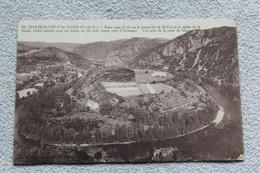 C173, Chateauneuf Les Bains, Beau Coup D'oeil Sur La Presqu'ile De St Cyr, Puy De Dôme 63 - Other Municipalities