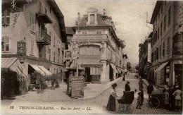 Thonon Les Bains - Rue Des Arts - Thonon-les-Bains