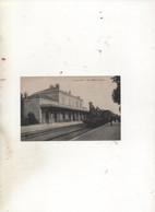 63 AMBERT La Gare Train à Vapeur - Aigueperse