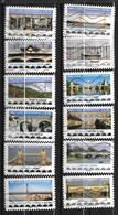 2017 - 187 - 1466 à 1477 - Ponts Et Viaducs - Gebruikt