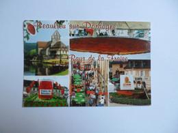 BEAULIEU Su DORDOGNE  -  19  -  Pays De La Fraise  -  Multivues  -  Corrèze - Altri Comuni