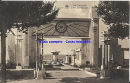 17 - Royan - Le Lido - Côté Promenade - Royan