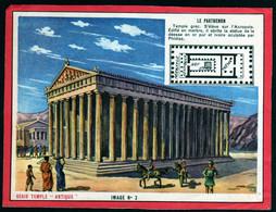 Image Athènes Publicité Phoscao Cassegrain Thé éléphant ... Série Temple Antique Parthénon 1960 Voir Explications - History