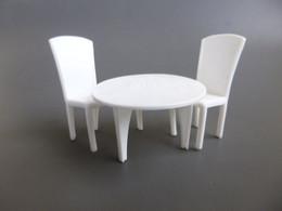 Cadeau Publicitaire Mir - Table De Salon Et 2 Chaises - Courrier Ordinaire - Altri