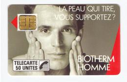 France Télécarte Phonecard 1987 F3 SC3 Biotherm - 1987