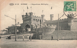 OOSTENDE : L'HYPPODROME WELLINGTON - Oostende