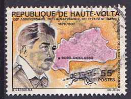 Haute-Volta - 1979 - 100ème Anniversaire De La Naissance Du Dr. Eugène Jamot - Y&T - Oblitéré - Used - Opper-Volta (1958-1984)