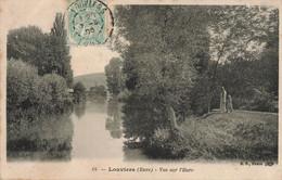 27 - EURE - LOUVIERS - Vue Sur L'Eure -  CPM - Louviers