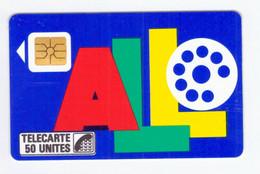 France Télécarte Phonecard 1987 F8 SO2 Naifs Et Primitifs Allo - 1987