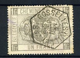 België - TR6 - Gest / Obl / Used - Usati