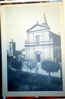 MODENA -PARROCCHIA DI SAN PROSPERO SALUTI CHIESA Staggia CAMPANILE   N1940 IF9200 Carta Sottile Azzurrina RRR - Modena