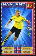 Erling HAALAND - Borussia Dortmund | Football (Soccer) Trading Cards - Trading Cards