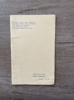 JUBILEUMVIERING - ZUSTER BRIGITTE - (1911) / 1971 - (Zusters Van Liefde - Mater Dei-instituut) LEUVEN / 14 X 21,5 Cm 15p - Other