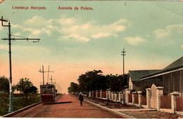 MOÇAMBIQUE - LOURENÇO MARQUES - Avenida Da Polana - Mozambico