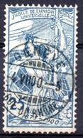 UPU - 1900 - YT 88 OBLITERE GENEVE 4 JUILLET 1900 - COTE 30 € - - Usati