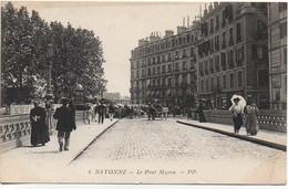 64 BAYONNE Le Pont Mayou - Bayonne