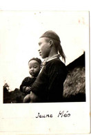 INDOCHINE/LAOS .1950 . JEUNE MEO - Lieux