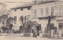 LES VANS  Hôtel Des Postes - Les Vans