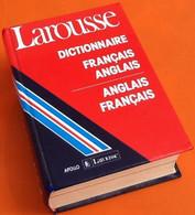 Larousse Dictionnaire Français-Anglais 478 Pages (150x110x50)mm - Dictionaries
