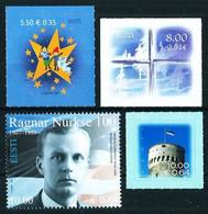 Estonia Nº 549-552-555/56 Nuevo - Estland