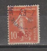 Croix-rouge De 1914 N°146 - Gebruikt