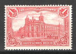 Germania Reich 1902 Mich.78Ab **/MNH VF/F - Nuevos