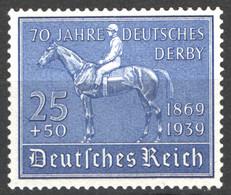 Germania Reich 1939 Unif. 636 **/MNH VF/F - Nuevos