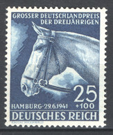 Germania Reich 1941 Unif. 703 **/MNH VF/F - Nuevos