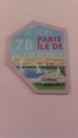 Magnet 78/95/92/91 Paris île De Château De Versailles Le Gaulois - Tourism