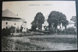 Jura 39  - Censeau  Le Magasin ( 2 ) -  Secteur Nozeroy Frasne Champagnole - Altri Comuni