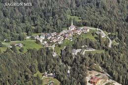 (QU315) - SAGRON MIS (Trento) - Panorama Della Frazione Sagron (sede Comunale) - Trento