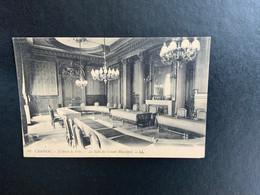 Cambrai - Hôtel De Ville - La Salle Du Conseil Municipal - Cambrai