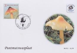 """Reeks 5 Genummerde Kaarten (17/30) M.P.O. """"Driekleur"""" Marijke Meersman 1ste Dag Brussel-Bruxelles 30-08-2021 - Unused Stamps"""