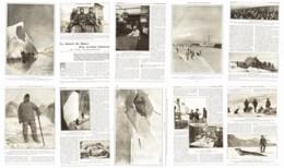 """LE DESERT De GLACE D'OU REVIENT  """" CHARCOT """"    1905 - Other"""