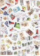 Czech Republic 0,500 Kg Postage Stamps On Paper 2000-2020, Kiloware - Kilowaar (min. 1000 Zegels)