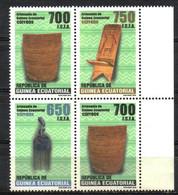 Equatorial Guinea 2018. Handicrafts Culture  MNH - Equatoriaal Guinea
