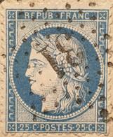 R1311/597 - CERES N°60C (sur Fragment) ★ ETOILE N°31 De PARIS (RARE) - 1871-1875 Ceres