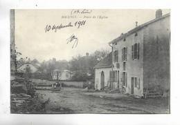 70 - BOUGNON - Place De L' Eglise - Other Municipalities