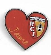 PIN'S FOOTBALL RACING CLUB DE LENS - Calcio