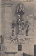 YEBLERON (Seine-Maritime): Statue De Saint-Marcou - Autres Communes